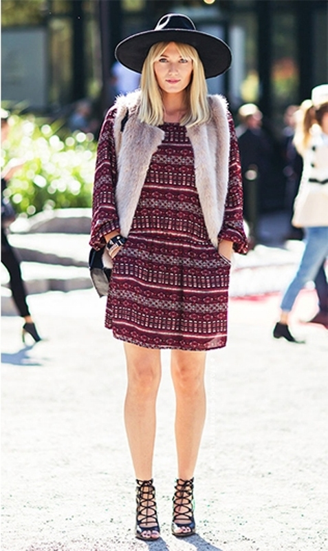 Fashion Trend Alert: 15 Ideas To Wear Clothes In Wine Shades