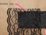 feminine-diy-t-shirt-with-lace-cuffs-2