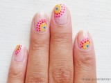 festive-and-fun-diy-dotted-nail-design-1