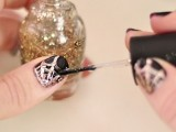 festive-and-glam-diy-halloween-manicure-11