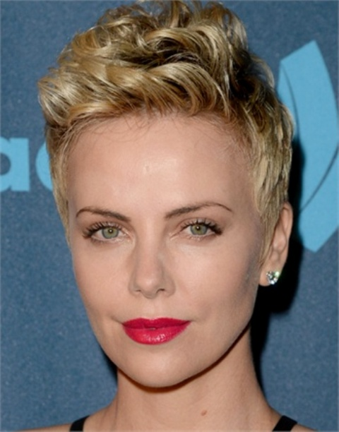 Picture Of from coral to cherry celebrities red lips looks  1