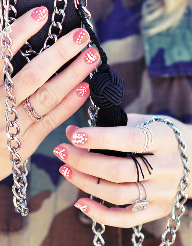 Picture Of fun and easy diy nail art with a nail pen  1