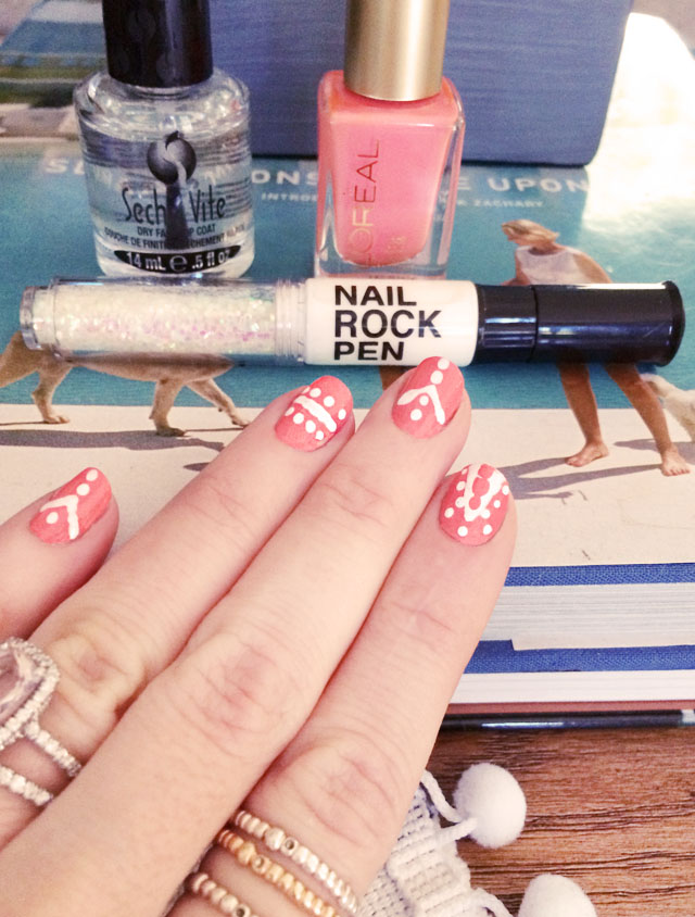 Picture Of Fun And Easy Diy Nail Art With A Nail Pen 4