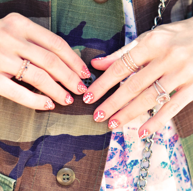 Picture Of fun and easy diy nail art with a nail pen  6