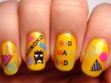 fun-diy-bad-badtz-maru-manicure-3