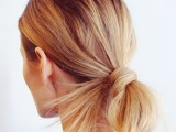 fuss-free-diy-messy-looped-ponytail-for-everyday-wear-1