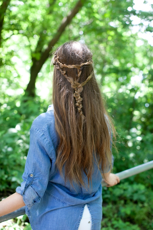Picture Of game of thrones inspired diy braid to make  1