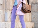 girlish-and-romantic-lavender-work-outfits-13