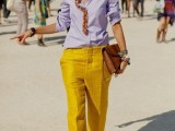 girlish-and-romantic-lavender-work-outfits-4