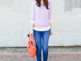 girlish-and-romantic-lavender-work-outfits-6