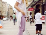girlish-and-romantic-lavender-work-outfits-7
