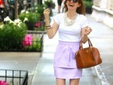 girlish-and-romantic-lavender-work-outfits-8