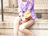 girlish-and-romantic-lavender-work-outfits-9