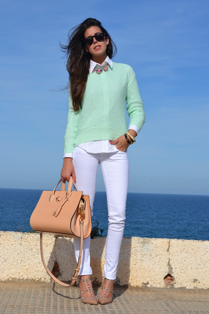 Picture Of girlish pastel work outfits for this spring  20
