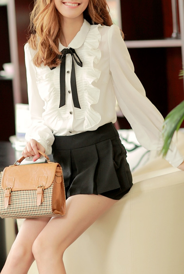 Picture Of girlish ruffle work outfits for stylish ladies  12
