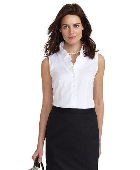 Girlish Ruffle Work Outfits For Stylish Ladies