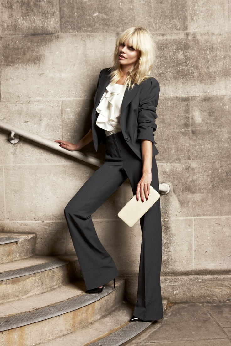 Picture Of girlish ruffle work outfits for stylish ladies  6