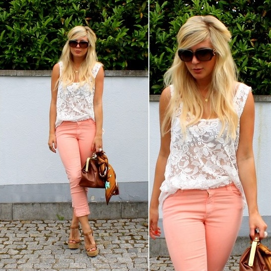 Picture Of girlish summer lace tops to get inspired  8