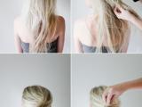 glamorous-diy-messy-french-twist-hairstyle-2