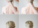 glamorous-diy-messy-french-twist-hairstyle-3