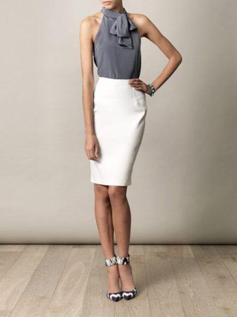 White Dress Shirt For Women