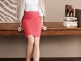 gorgeous-and-girlish-pencil-skirt-outfits-for-work-19