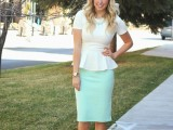 gorgeous-and-girlish-pencil-skirt-outfits-for-work-2
