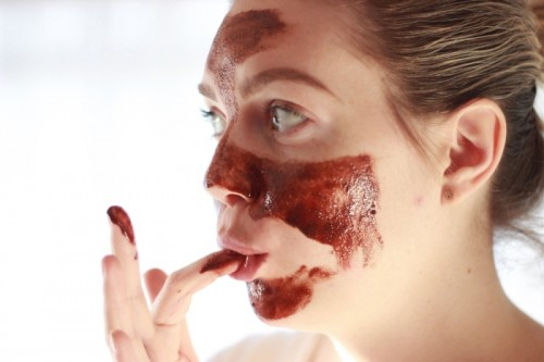 Gorgeous DIY Chocolate Face Mask To Try