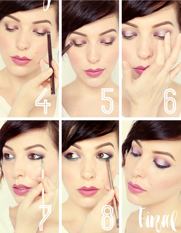 Picture Of gorgeous diy day to night makeup to try  2