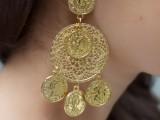 gorgeous-diy-dolcegabbana-inspired-coin-earrings-8
