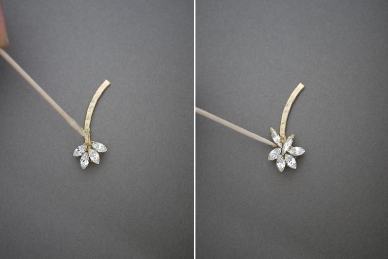 Picture Of gorgeous diy ear cuff with swarovski rhinestones  6