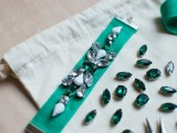 gorgeous-diy-jeweled-ribbon-bracelets-3