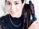 gorgeous-last-minute-diy-christmas-party-updo-sideswept-pony-4