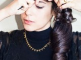 gorgeous-last-minute-diy-christmas-party-updo-sideswept-pony-7