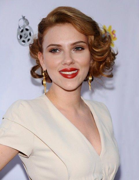 21 Gorgeous Scarlett Johansson Retro Hairstyles Styleoholic