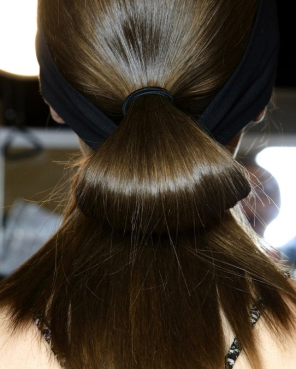 Picture Of hairstyle trends from ss 2014 new york fashion week  13