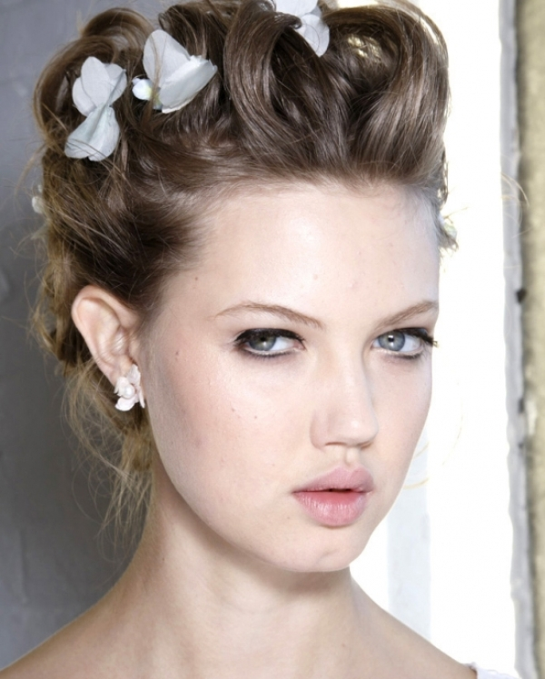 Picture Of hairstyle trends from ss 2014 new york fashion week  15
