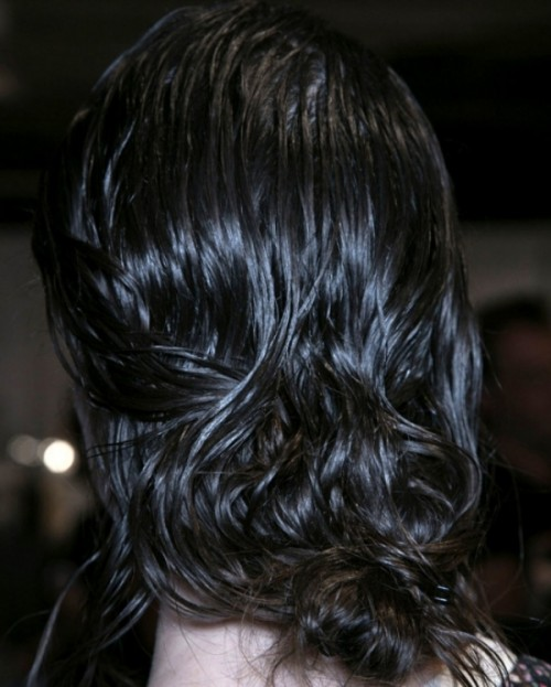 Hairstyle Trends From S/S 2014 New York Fashion Week