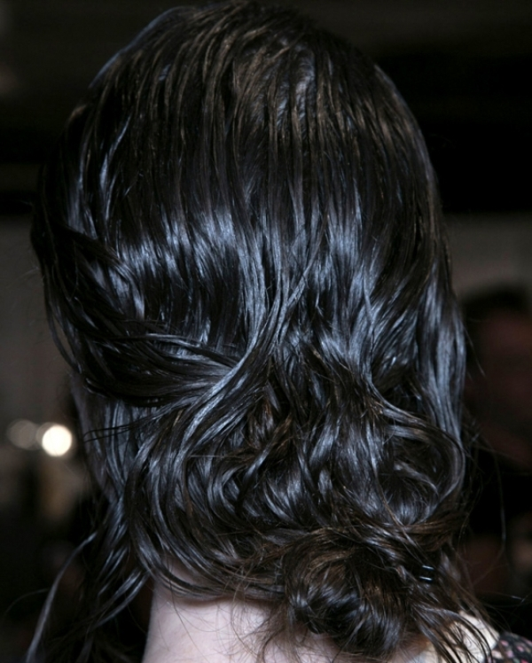 Picture Of Hairstyle Trends From Ss 2014 New York Fashion Week 16