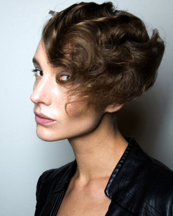 Picture Of hairstyle trends from ss 2014 new york fashion week  2