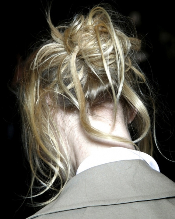 Picture Of hairstyle trends from ss 2014 new york fashion week  9