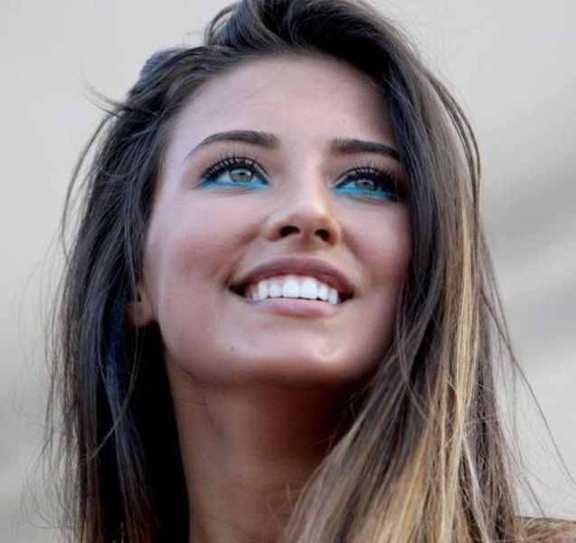 Picture Of hot 2014 trend 12 ideas to rock aqua blue eyeliner  12