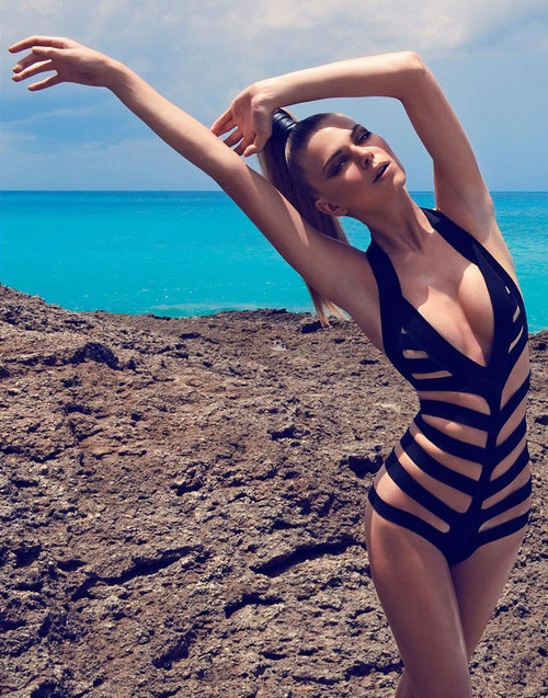 Picture Of hot one piece swimsuits for this summer  21