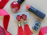 hot-red-diy-beaded-tassel-earrings-3