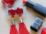 hot-red-diy-beaded-tassel-earrings-5