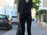 hot-total-black-looks-for-office-6