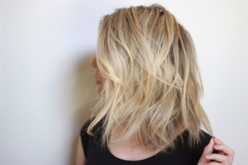 How To Add More Texture To Your Hair