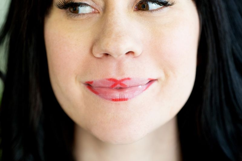 Picture Of how to apply lipstick and make it last all day  2