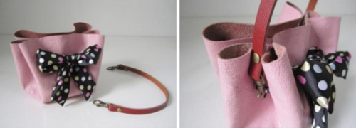 How To Make A Handbag Without Sewing