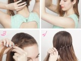 how-to-make-a-waterfall-braid-on-yourself-2